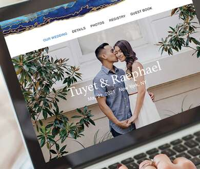 Creative Wedding Website Ideas You'll Love