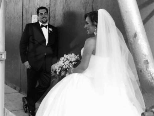ideas about Wedding Toast Examples on Pinterest   Wedding     Best Man Giving His Speech at Kate and James     s Real Wedding   Confetti co
