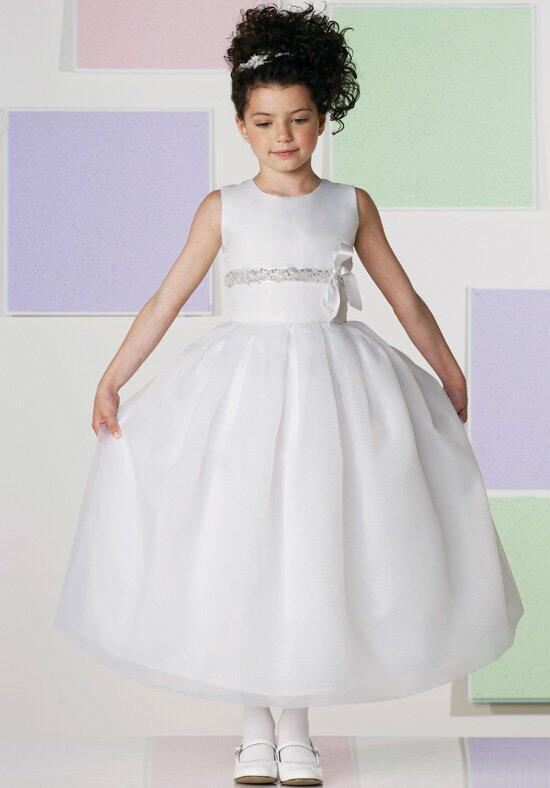 Joan Calabrese by Mon Cheri 111373 Flower Girl Dress photo