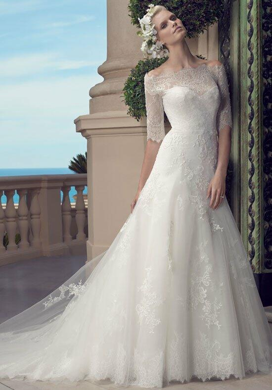 Casablanca Bridal 2203 Wedding Dress photo