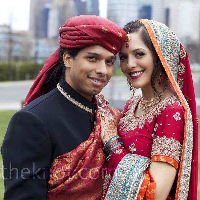 A Traditional Muslim Wedding In Bloomington Mn