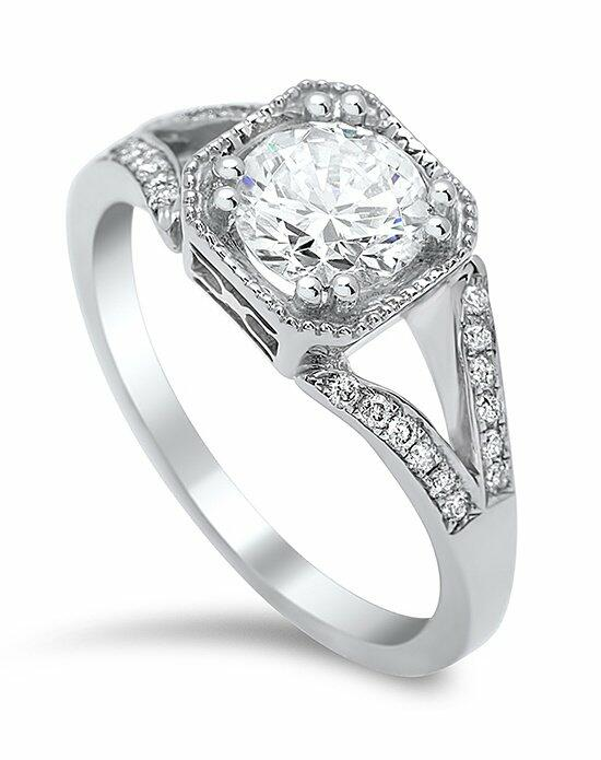 Timeless Designs R1558 Engagement Ring photo