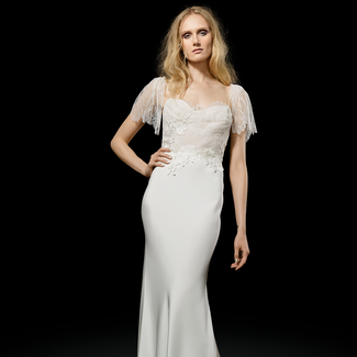 Elizabeth Filmore Spring 2017 wedding dresses