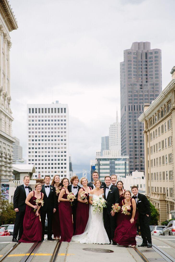 A Timeless Interfaith Wedding at Julia Morgan Ballroom in San ...