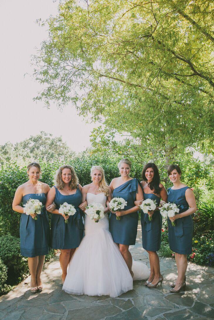 A Casual Mountain Wedding In Big Sur Ca
