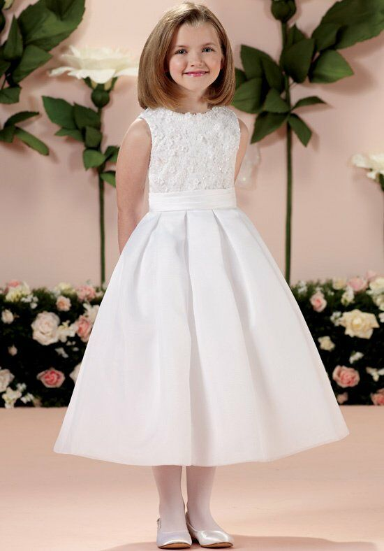 Joan Calabrese by Mon Cheri 114343 Flower Girl Dress photo