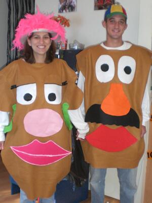 Halloween - Costumes for Couples - Creative Costumes