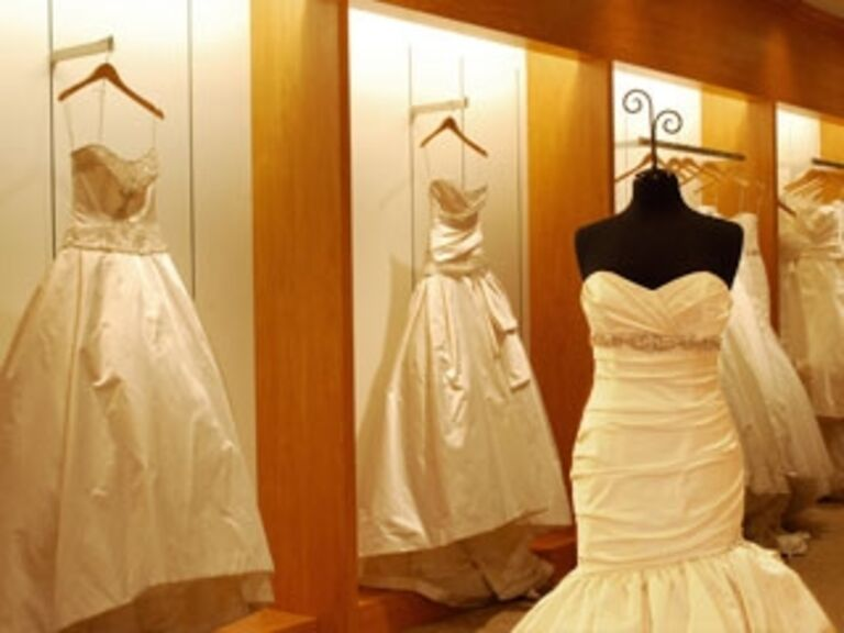 Wedding Dresses in St. Louis