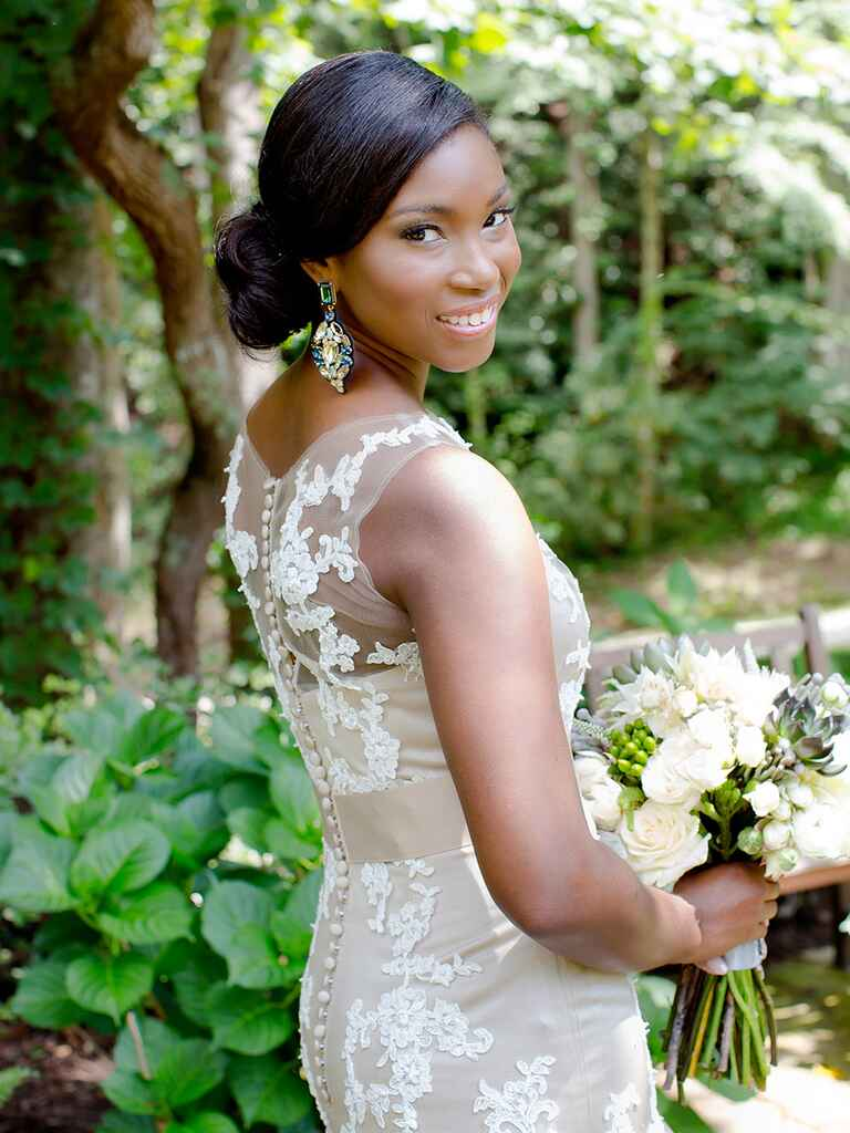 Long Hair Updo Styles Perfect For Your Wedding
