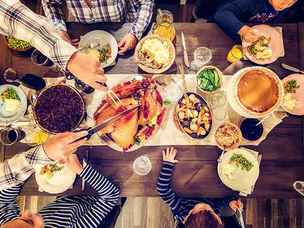 Good manners are a given on Thanksgiving Day, but here are eight other ways to make sure you get invited back next year.