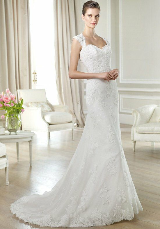 WHITE ONE Janina Wedding Dress photo