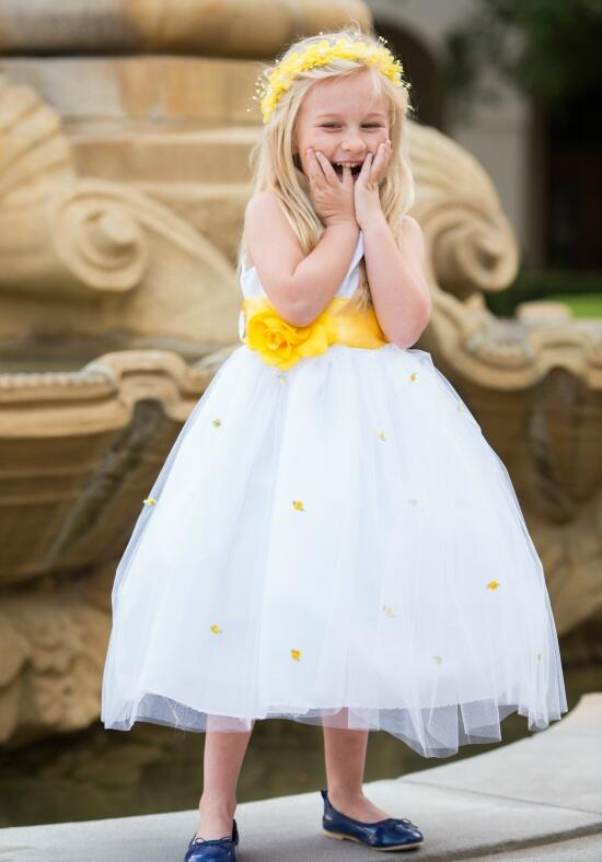 Wallao 3233 Flower Girl Dress photo