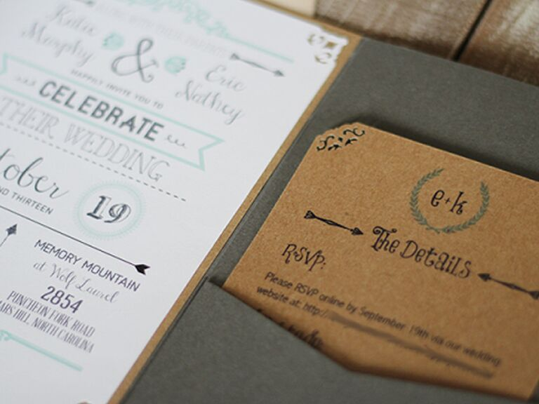 7 Wedding Invitation Templates