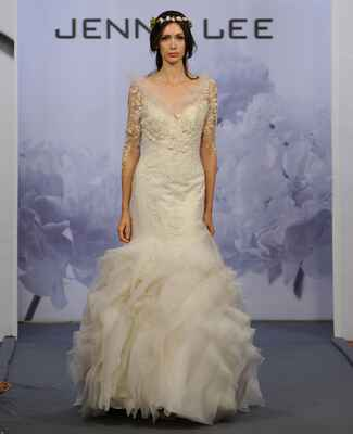 Jenny Lee Fall 2014 Wedding Dreses