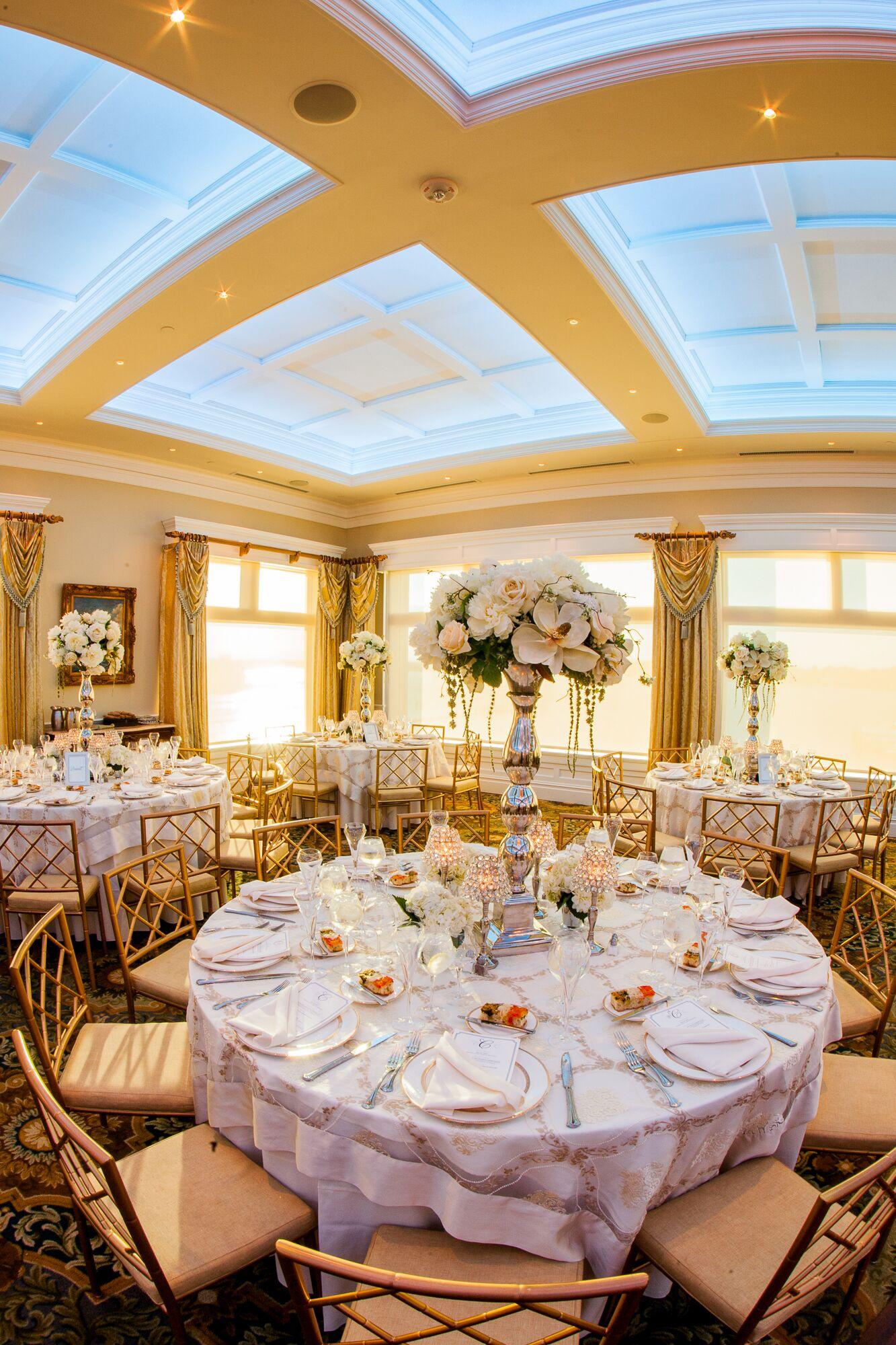 Clarks Landing Yacht Club Wedding Reception