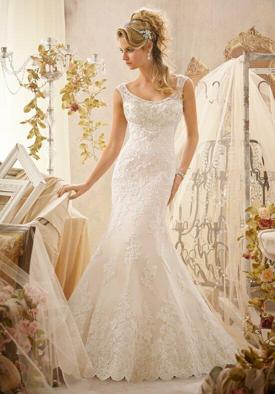 Mori Lee by Madeline Gardner 2601 Wedding Dress photo