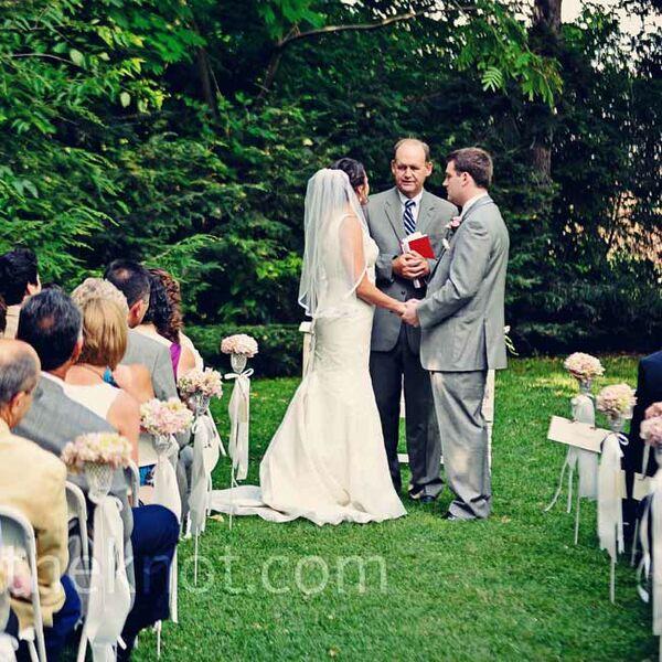 For Outdoor Wedding Ceremony Altar