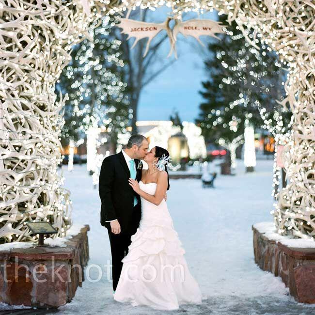 Ashley Jay Wedding Intimate Fun Wedding: An Intimate Winter Wedding