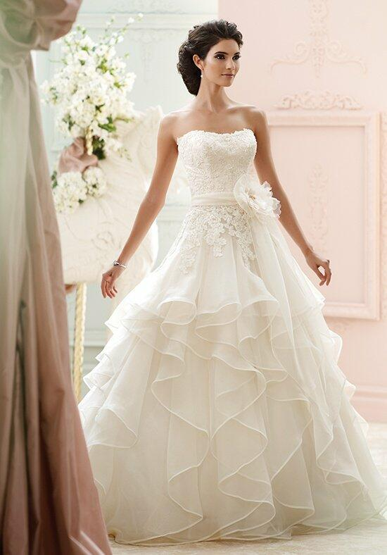 David Tutera for Mon Cheri 215270 - Guinevere Wedding Dress photo
