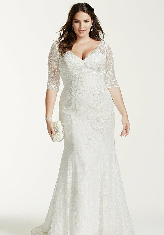 David's Bridal David's Bridal Woman Style 9WG3684 Wedding Dress photo