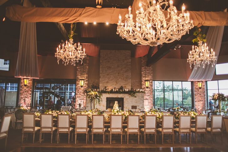Elegant Napa Inspired Lakefront Wedding At Omni Barton