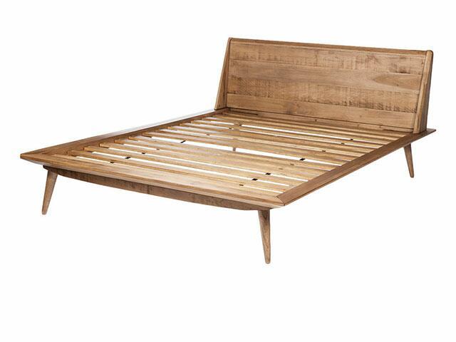 giorgio wooden bed