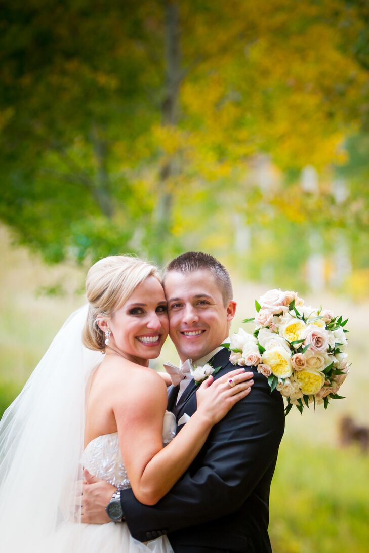 An Elegant Ivory Fall Wedding At The Ritz Carlton Bachelor Gulch In Beaver Creek Co