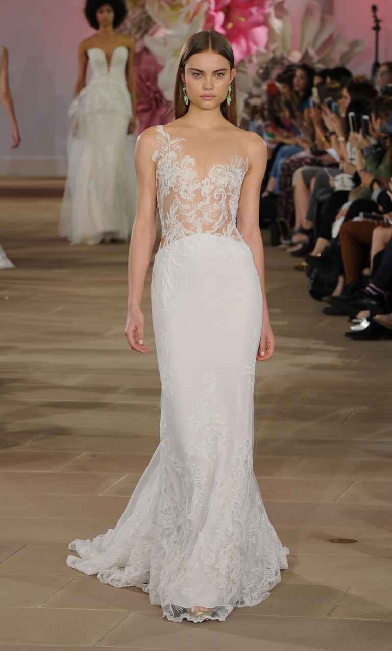 Ines Di Santo Spring 2017 wedding dress