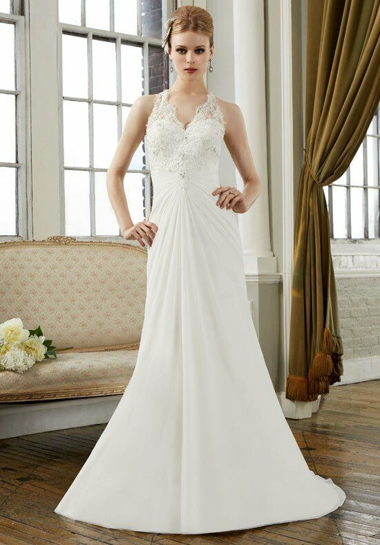 Moonlight Collection J6274 Wedding Dress photo