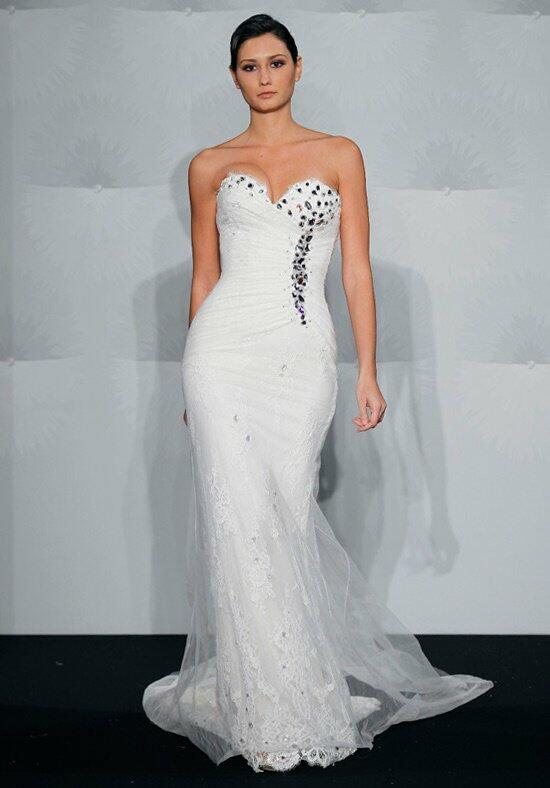 Mark Zunino for Kleinfeld 57 Wedding Dress photo