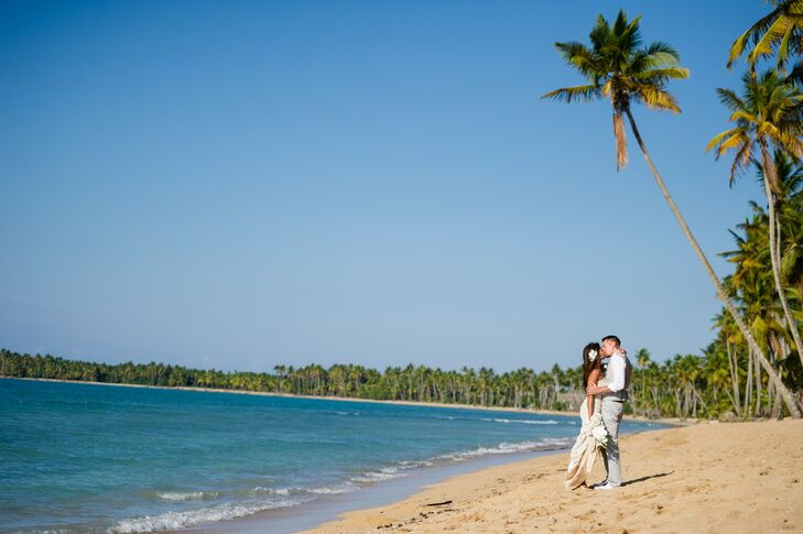 A Beach Destination Wedding At Sublime Samana In Las Terrenas Dominican Republic