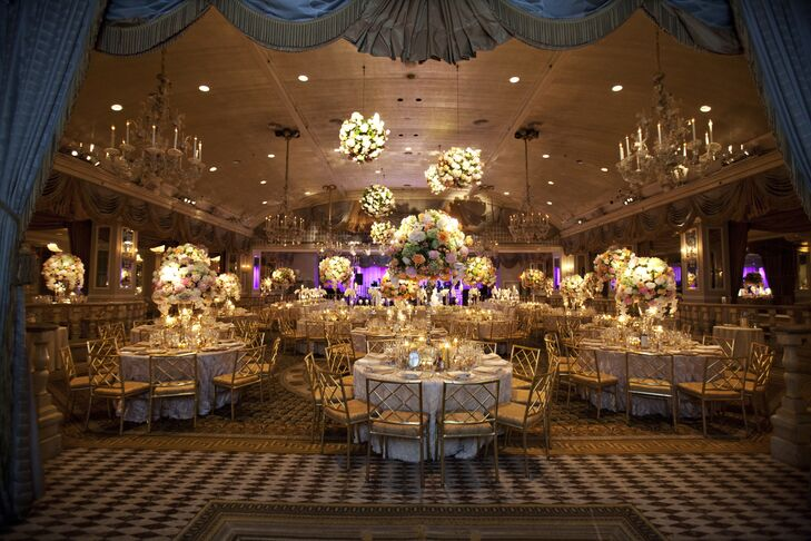 A pierre hotel wedding in new york city new york for The pierre hotel in new york city