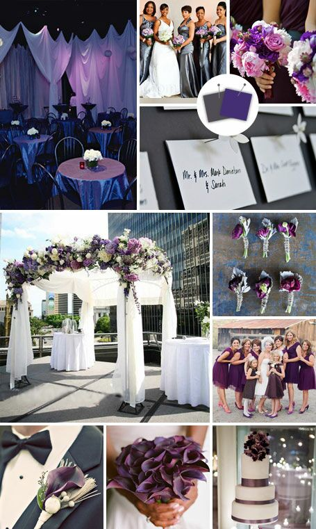 Modern Wedding Color Palettes We Love Modern Wedding Colors