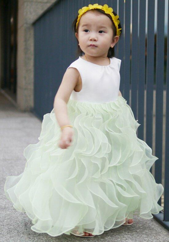 Eden Princess 12382 Flower Girl Dress photo