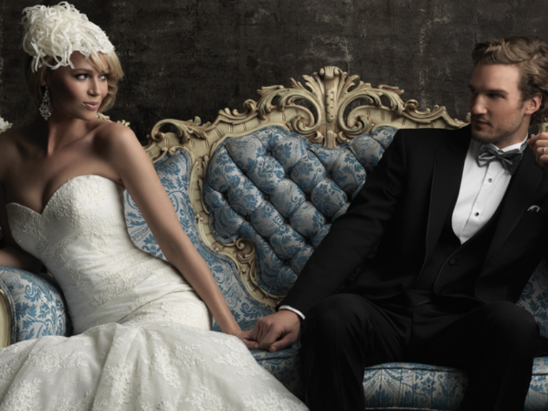 Wedding Dresses in Evansville