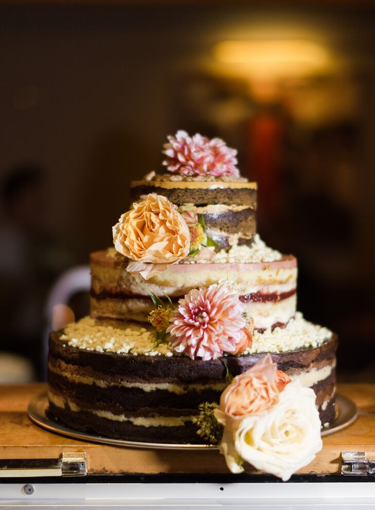 nyc bakery wedding cakes an intimate garden inspired wedding at david burke 17952