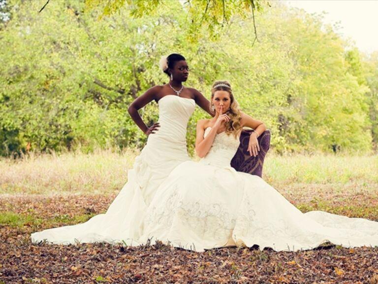 Vintage Wedding Dresses Reno: Louisiana Weddings