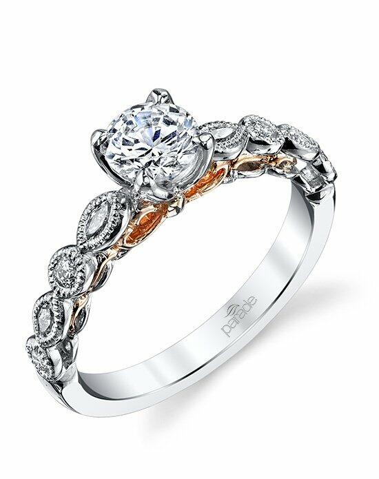 Parade Design Style R3460 from the Hemera Collection Engagement Ring photo