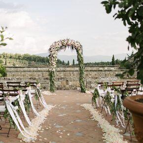 Vineyard wedding decorations accents garden inspired ceremony decor junglespirit Gallery