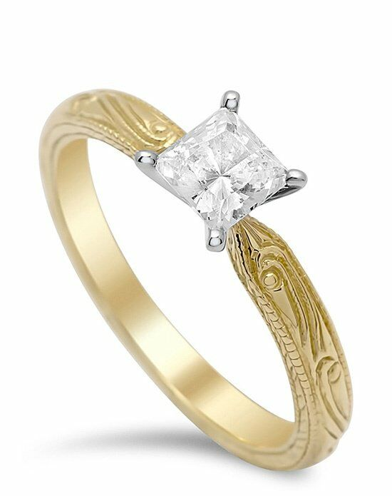 Timeless Designs R1364 Engagement Ring photo