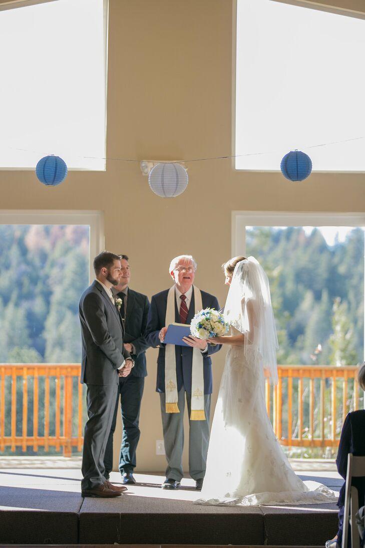A Natural Rustic Wedding At Thousand Pines Christian Camp
