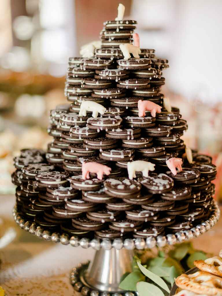 alternative ideas instead wedding cake alternative wedding cake ideas 10691