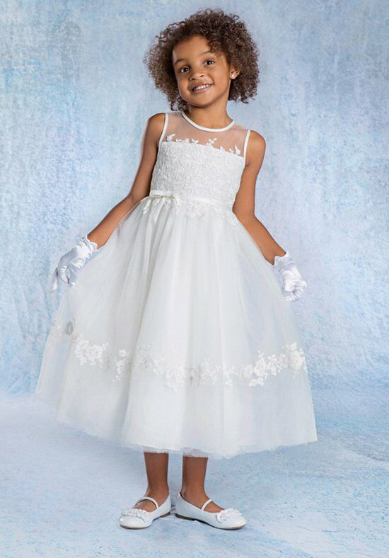 Alfred Angelo Flower Girls 6683 Flower Girl Dress photo