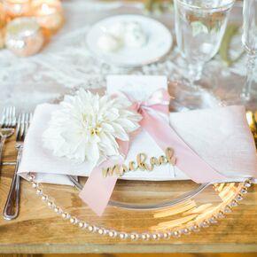 & Wedding Dinnerware