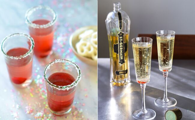 6 Glam Cocktails to Shake Up for the Oscars
