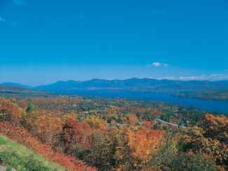US wedding destination Lake Placid, New York