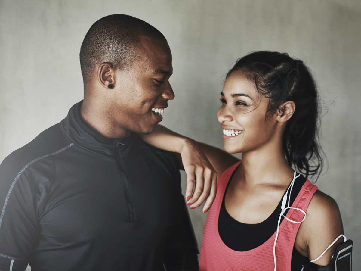Awesome Wedding Workouts to Do With Your Fiancé