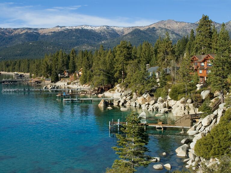 Lake Tahoe Honeymoon 101