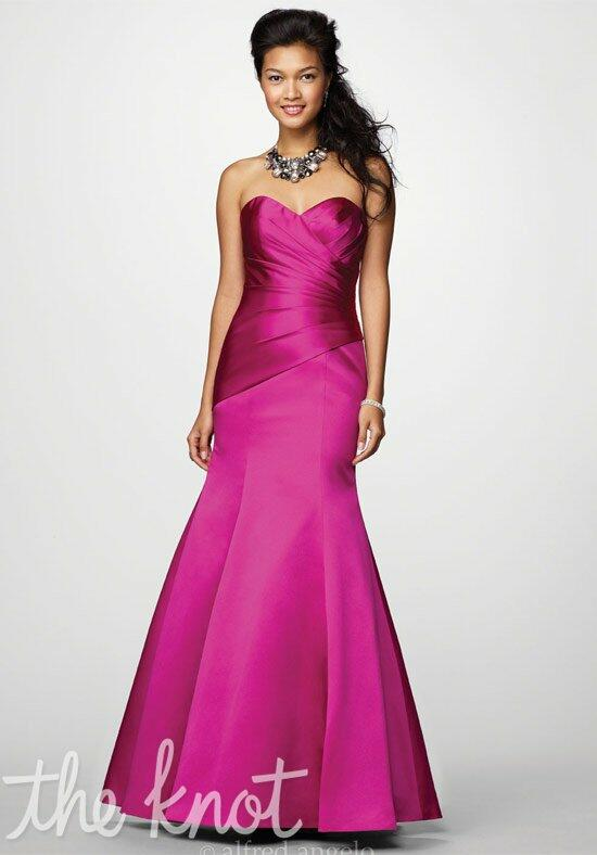 Alfred Angelo Signature Bridesmaids 7168 Bridesmaid Dress photo