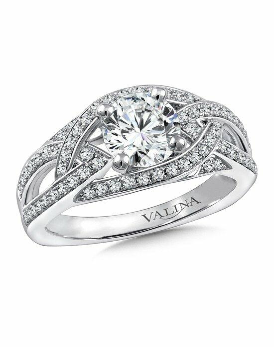 Valina R9752W Engagement Ring photo